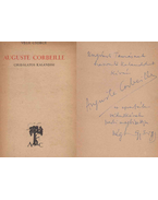 Auguste Corbeille csudálatos kalandjai (dedikált) - Végh György