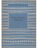 Századvégi költők I-II. kötet - Végh György