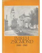 Imreh Zsigmond 1900-1965 - Végvári Lajos