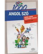 1000 angol szó - Képes angol tematikus szótár - Velledits Barbara (Szerk.)