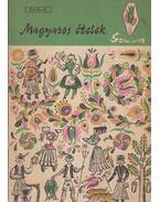 Magyaros ételek - Venesz József