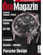 Óra magazin 2005 augusztus/szeptember - Venicz Áron