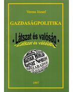 Gazdaságpolitika - Veress József