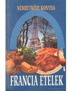 Francia ételek - Verhóczki István