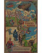 A tizenötéves kapitány - Verne Gyula