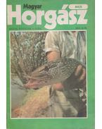 Magyar Horgász 1984. március - Vigh József