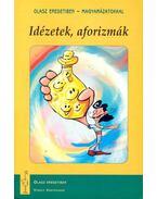Idézetek, aforizmák (Olasz eredetiben - magyarázattal) - Villányi Edit (szerk.), MARÁDI KRISZTINA