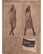 Fürge ujjak 1970/1. - Villányi Emilné (szerk.)