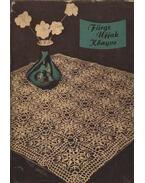 Fürge Ujjak Könyve 1963 - Villányi Emilné (szerk.)