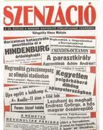 Szenzáció - Vince Mátyás (szerk.)