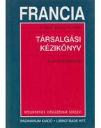 Francia társalgási kézikönyv - Vizsnyicai Márta, Vizsnyicai Zita