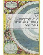 Die Naturgeschichte des Caius Plinius Secundus Band 1. - Vogel, Manuel, Möller, Lenelotte