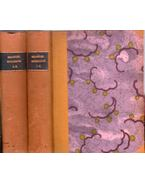 Régiségek-ritkaságok 1-8. (két kötetben) - Voltaire, Lukianosz, Cazotte, Jacques, Petronius Arbiter, Caylus grófja, Firenzuola, Sachs, Hans