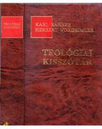 Teológiai kisszótár - Vorgrimler,Herbert, Karl Rahner