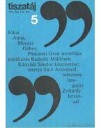 Tiszatáj 1979. május 33. évf. 5. - Vörös László
