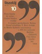 Tiszatáj 1980. október 34. évf. 10. - Vörös László