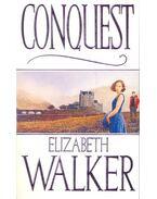 Conquest - WALKER, ELIZABETH
