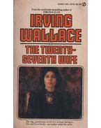 The twenty-seventh wife - Wallace, Irving