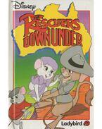 The Rescuers Down Under - Walt Disney