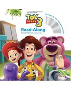 Toy Story 3. - Read-Along Storybook And CD - Walt Disney