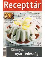 Recepttár 2001. június - Wanatka Gabriella