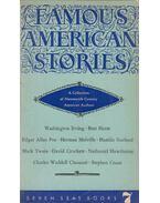 Famous American Stories - Washington Irving, Bret Harte, Poe, Edgar Allen, Herman Melville, Hamlin Garland, Mark Twain, David Crockett, Nathaniel Hawthorne, Charles Waddel Chesnutt, Crane, Stephen