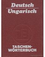 Deutsch-Ungarisch Taschenwörterbuch - Weissling, Heinrich