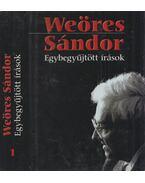 Egybegyűjtött írások I. - Weöres Sándor