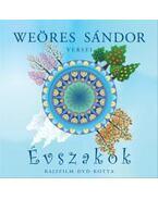 Évszakok - Weöres Sándor versei DVD-vel - Weöres Sándor