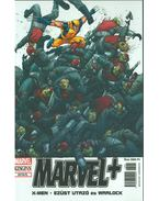 Marvel+ 2016/5 29. szám - Whedon, Joss, Cassaday, John