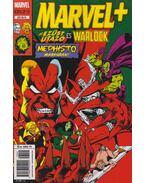 Marvel+ 2016/4. 28. szám - Whedon, Joss, Starlin, Jim