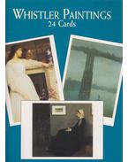 Whistler Paintings - Whistler, James McNeill