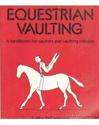 Equestrian vaulting - Wiemers, Jutta