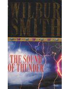 The Sound of Thunder - Wilbur Smith