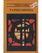 Papíremberek - William Golding