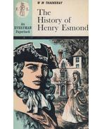 The History of Henry Esmond - William Makepeace Thackeray