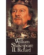 II. Richárd - William Shakespeare