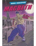 Machbeth - Manga Shakespeare - William Shakespeare, Robert Deas, Richard Appignanesi