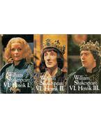 VI. Henrik I-III. - William Shakespeare