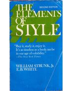 The Elements of Style - William Strunk, E. B. White