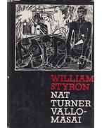 Nat Turner vallomásai - William Styron