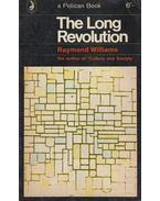 The Long Revolution - Williams, Raymond