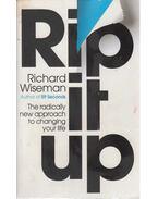 Rip it up - dr. Richard Wiseman