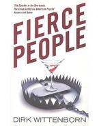 Fierce People - WITTENBORN, DIRK