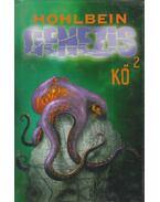 Genezis 2. - Kő - Wolfgang Hohlbein, Heike Hohlbein