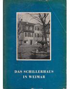 Das Schillerhaus in Weimar - Wolfgang Vulpius, Weilguny, Hedwig