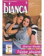 Tűzbe jövünk - Woods, Sherryl