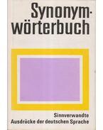 Synonymwörterbuch - Görner,Herbert, Günter Kempcke