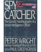 Spycatcher - Wright, Peter
