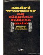 Az elegáns fekete autó - Wurmser, André